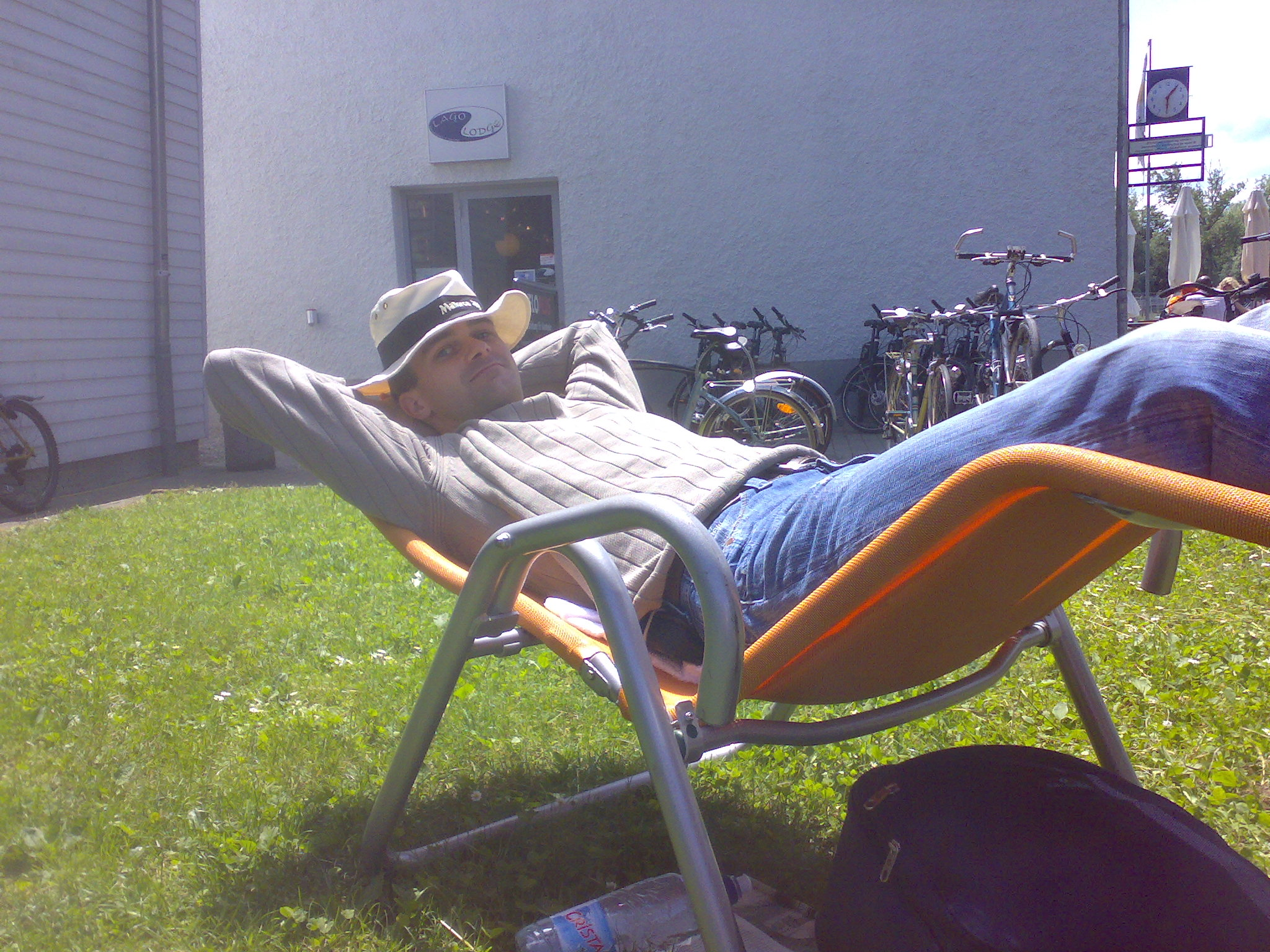 sven relaxed